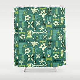 Taveuni Shower Curtain