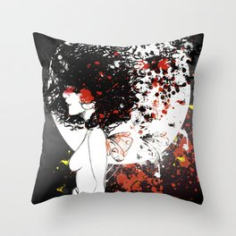 Dream Figment II Throw Pillow