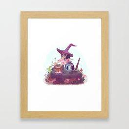Witchsona Framed Art Print
