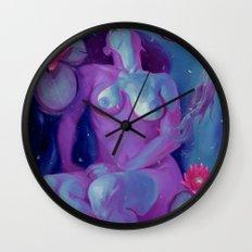 Sadie's Underwater Dream Wall Clock