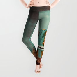 Happiness Here Leggings