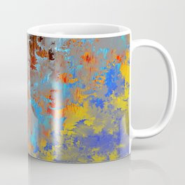 autumn fresh rainy days Coffee Mug