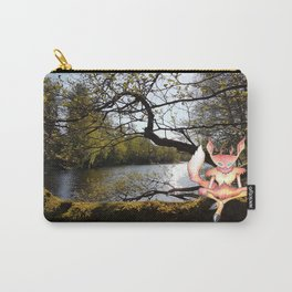 Lakeside meditation Carry-All Pouch