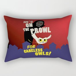 Careless Owls Rectangular Pillow