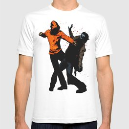 Zombie Fist Fight! T-shirt