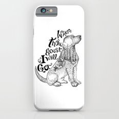 Where Thou Goest, I Will Go Slim Case iPhone 6s