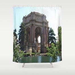 Palace Of Fine Arts - San Francisco Shower Curtain