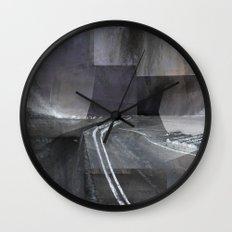 Paris d'avenir 5 Wall Clock