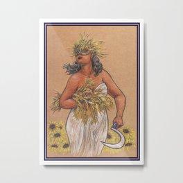 Lammas/Lughnasadh Metal Print