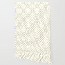 Simply Mod Diamond in Mod Yellow Wallpaper