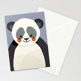 Giant Panda, Animal Portrait Stationery Cards