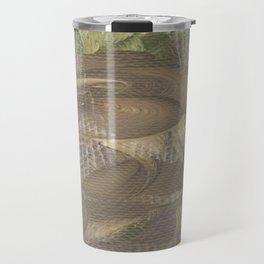 Three of Pentacles Travel Mug
