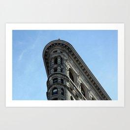 Flatiron Building | NYC Art Print
