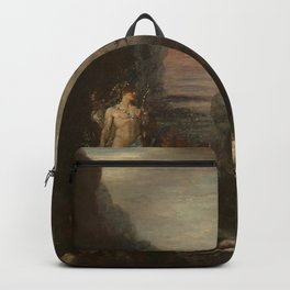 HERCULES AND THE LERNAEAN HYDRA - GUSTAVE MOREAU Backpack