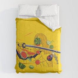 Kill Fruit Comforters