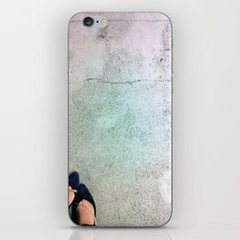 Velvet and Chains iPhone Skin