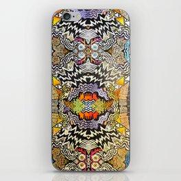 Crosstown Mural iPhone Skin