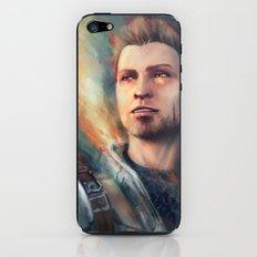 Alistair iPhone & iPod Skin