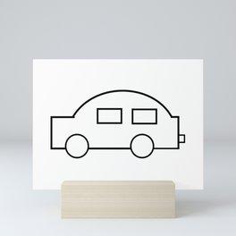 Car Mini Art Print