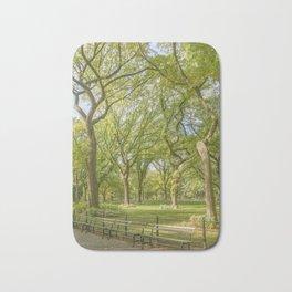 American Elms, Central Park Bath Mat