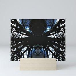 Treeflection VI Mini Art Print