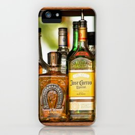 Last Call For Alcohol iPhone Case