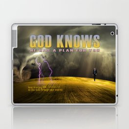 Jeremiah 29:11 Laptop & iPad Skin