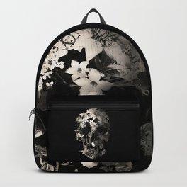Spring Skull Monochrome Backpack