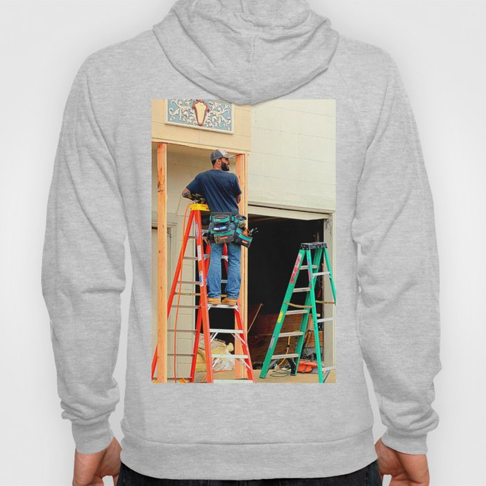 The Ladder Of Choice Hoody