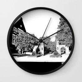 bloomington III Wall Clock