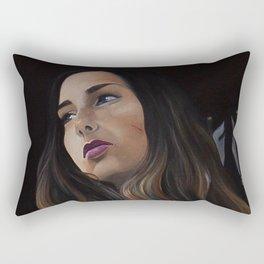 Il segreto di Biancaneve Rectangular Pillow