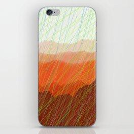 Thirst iPhone Skin