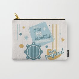 Great Big Beautiful Carry-All Pouch