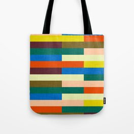 kilim Autumn Colors Tote Bag