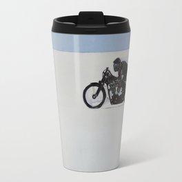 Brough Superior on the Salt Travel Mug
