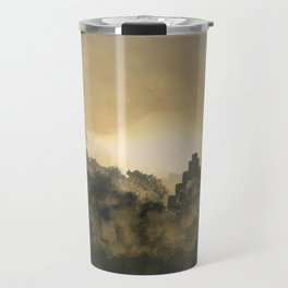 Mayan Sunrise Travel Mug