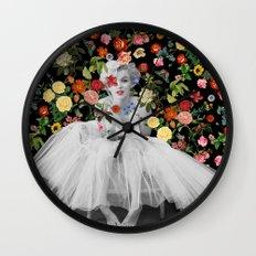Marilyn Ballerina Wall Clock