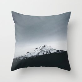 Mt. Hood x Oregon Throw Pillow