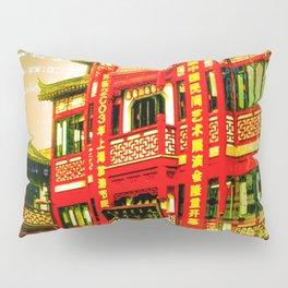Asia World Pillow Sham