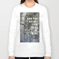 medicine Long Sleeve T-shirts featuring Medicine  by AEP Designs