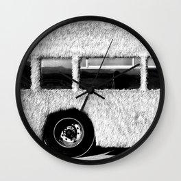 BUS Wall Clock