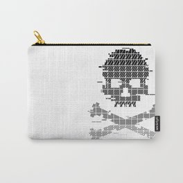Glitch Crossbones Carry-All Pouch
