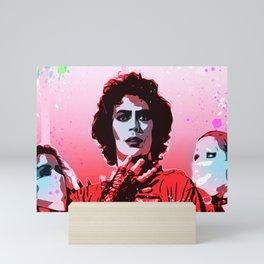 The Rocky Horror Picture Show - Pop Art Mini Art Print