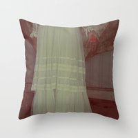 religion Throw Pillows featuring Bad religion by 60infinito