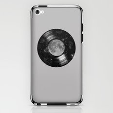 Galaxy Tunes iPhone & iPod Skin