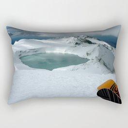 New Zealand, Mt Ruapehu Rectangular Pillow