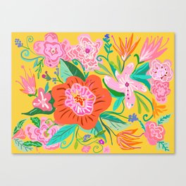 My Mexicali Rose Canvas Print