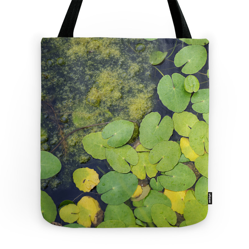 Pond by Althea Photo Tote Purse by altheaphoto (TBG9568658) photo