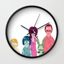 Bob's Burgers  Wall Clock