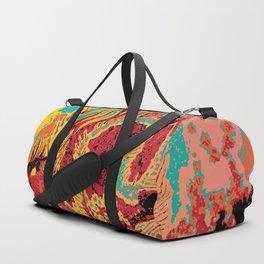 dragon Duffle Bag